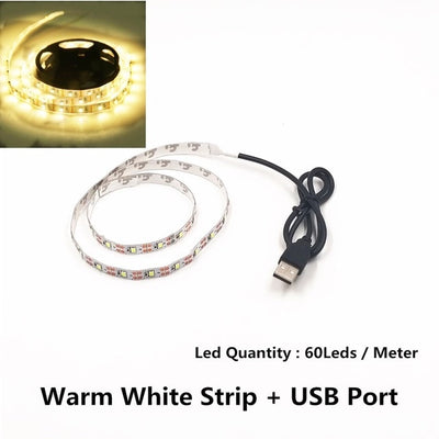 USB Led Strip 5V IP65 Waterproof light - Smartoys