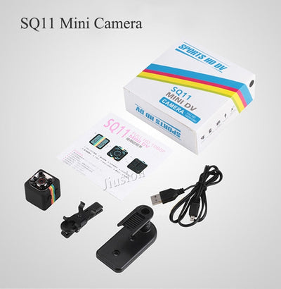 SQ6 SQ11 Mini Surveillance Camera - Smartoys