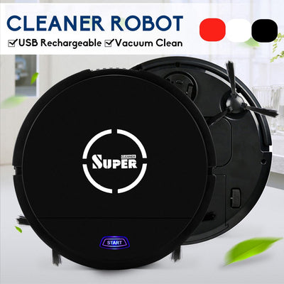 Rechargeable Auto Cleaning Robot Smart Sweeping Robot - Smartoys