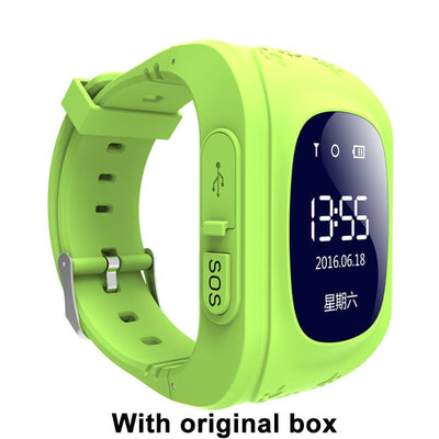 OLED Screen GPS Smart Kid Watch - Smartoys