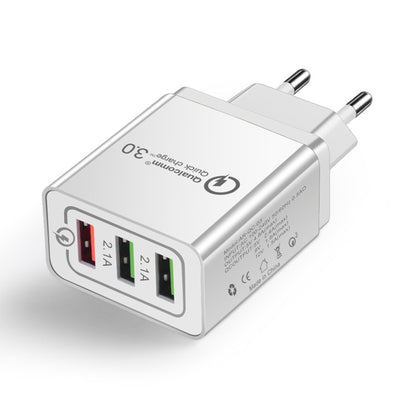 Universal 18 W USB Quick charge 3.0 5V 3A for Iphone - Smartoys