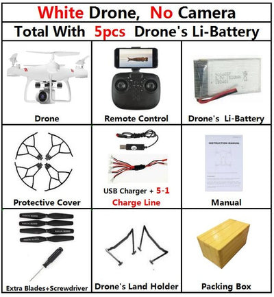 RC Helicopter 30cm Drone - Smartoys