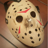 Part 3 Mask - Pre-Axe Wound Version - thepropshopva