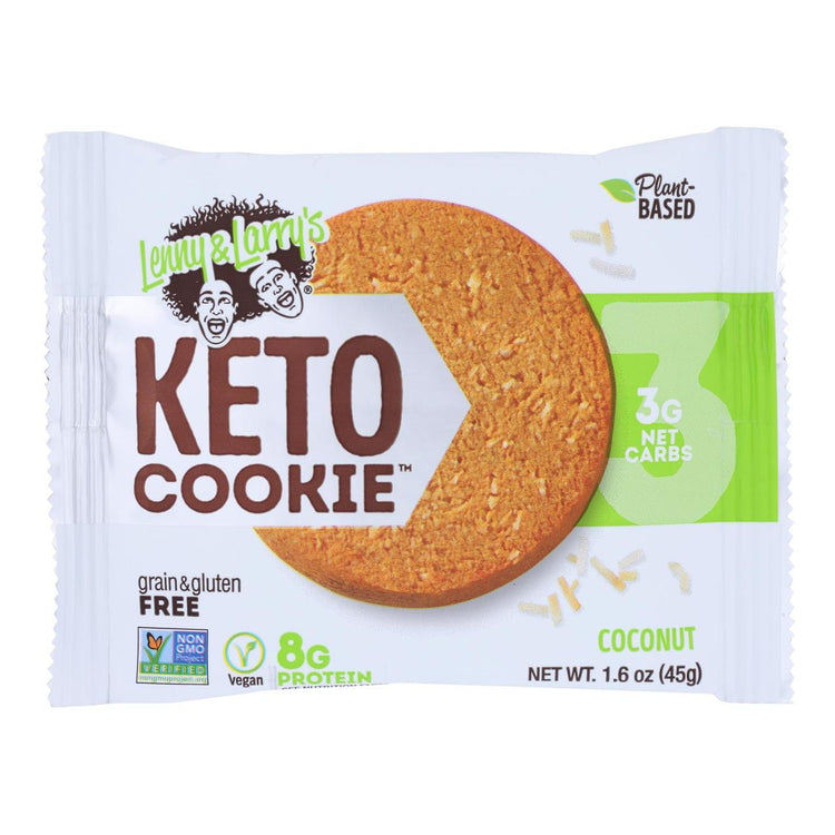 Lenny & Larry's Keto Cookie Coconut 45g