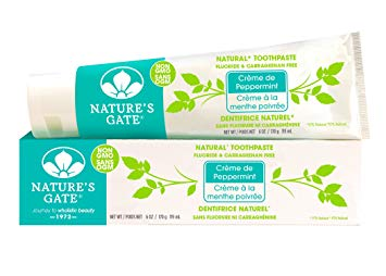 Nature's Gate Creme De Peppermint Creme Toothpaste 170g