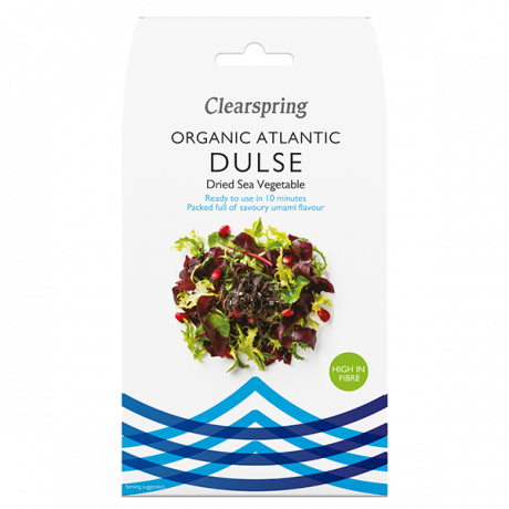 Clearspring Organic Atlantic Dulse 25g