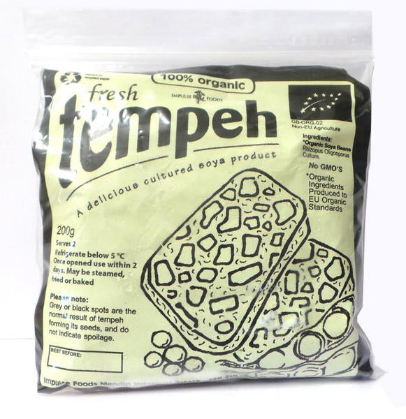 Impulse Organic Tempeh 200g