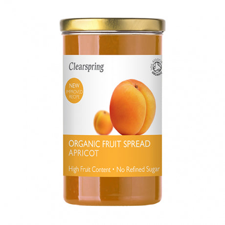 Clearspring Organic Fruit Spread Apricot 280g