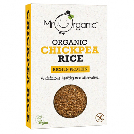 Mr. Organic Chickpea Rice 250g