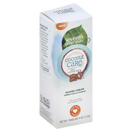 Seventh Generation Diaper Cream 113g