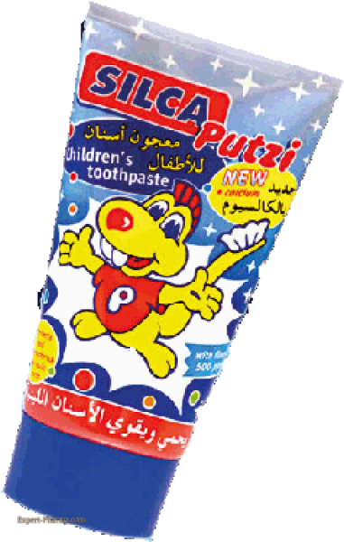 Silca Putzi Children's Toothpaste 50ml