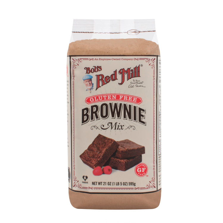 Bob's Red Mill Gluten Free Brownie Mix 595g