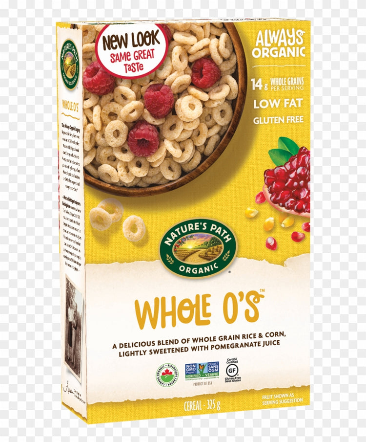Nature's Path Organic Whole O's 325g