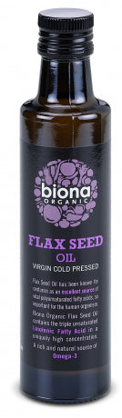 Biona Organic Flaxseed Oil 250ml