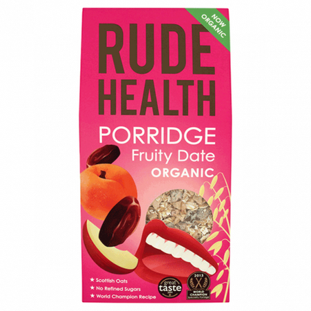 Rude Health Organic Fruity Date Porridge 500g