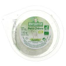 Bergerie Organic Goat's Milk Fresh Cheese 100g