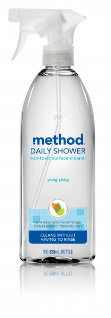 Method Daily Shower Non-Toxic Surface Cleaner 828ml