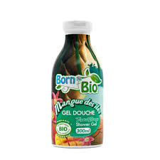 Born to Bio Organic Tropical Mango Shower Gel 300ml