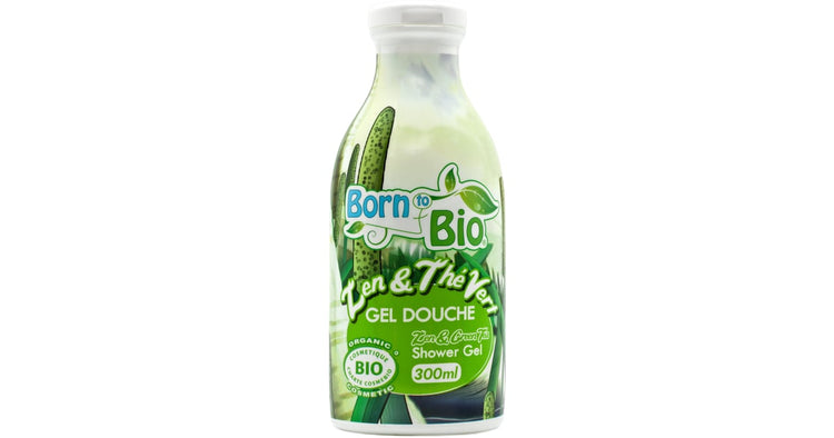 Born to Bio Organic Zen & Green Tea Shower Gel 300ml