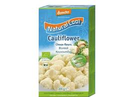 Natural Cool Organic Cauliflower 300g