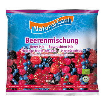 Natural Cool Organic Berry Mix 300g