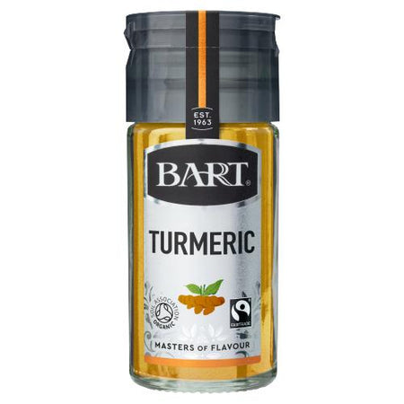 Bart Organic Ground Turmeric 36g