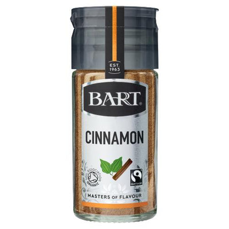 Bart Organic Ground Cinnamon 36g