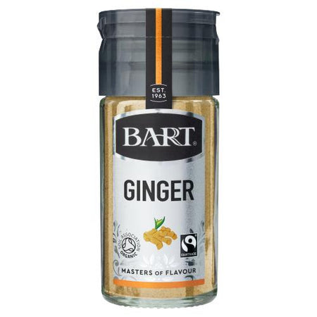 Bart  Organic Ground Ginger 28g