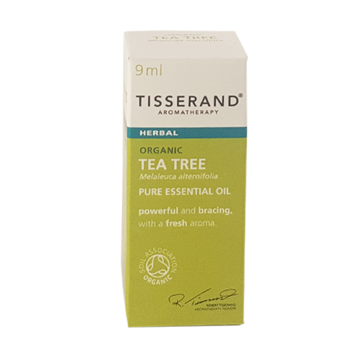 Tisserand Organic Tea Tree Essential Oil 9ml