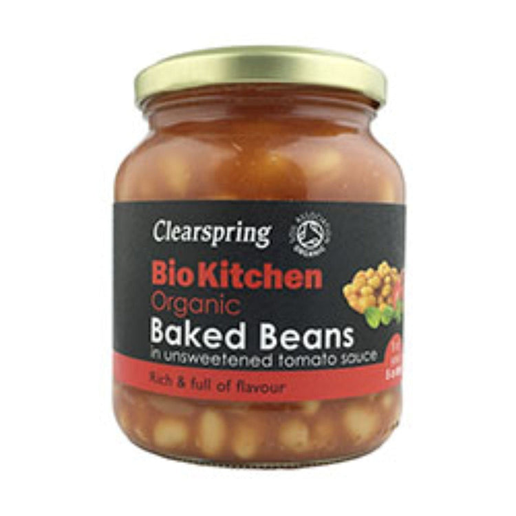 Cleaspring Organic Baked Beans 350g