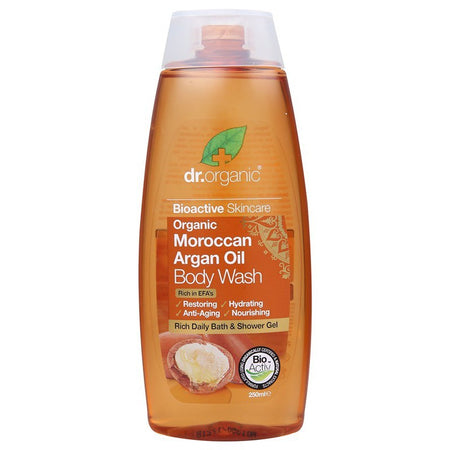 Dr Organic Body Wash Moroccan 	250ml