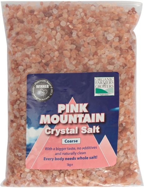 Pink Mountain Pink Mountain Crystal Salt Coarse
