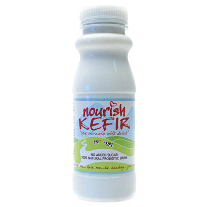 Nourish Organic Kefir Probiotic Drink 250ml