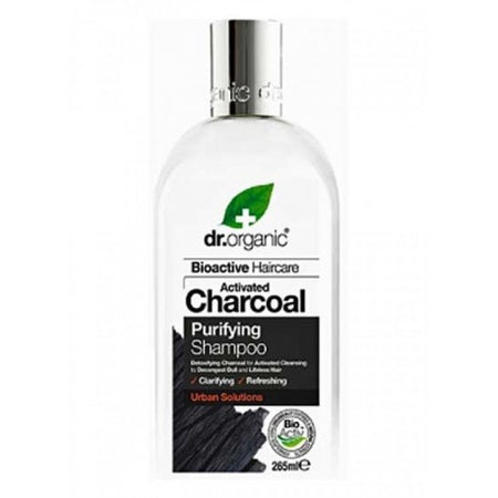 Dr Organic Charcoal Shampoo 	265ml
