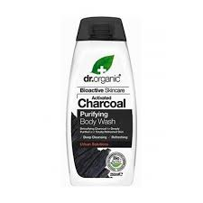 Dr Organic Charcoal Body Wash 	265ml