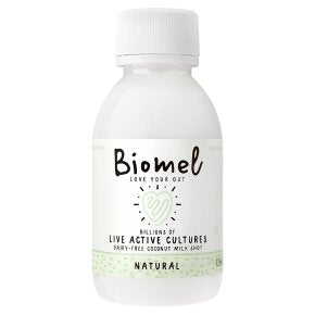 Biomel Natural Coconut Milk Shot 125ml