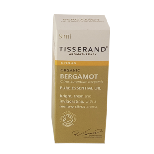 TisserandOrganic  Bergamot Essential Oil 9ml