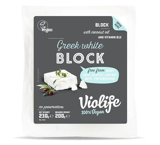Violife Greek White Cheese 230g