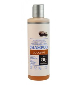 Urtekram Organic Shampoo Coconut for Normal Hair 250ml