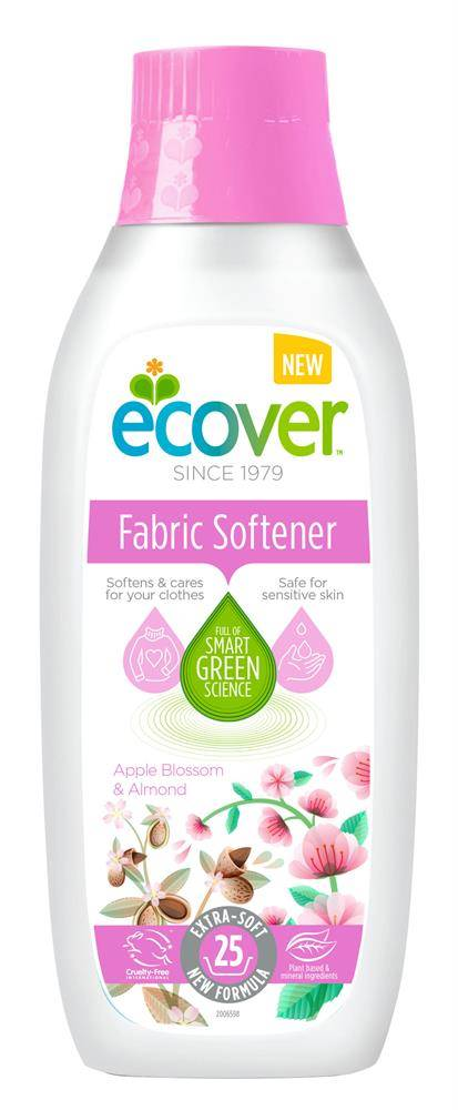 Ecover Fabric Conditioner Apple Blossom & Almond 750ml