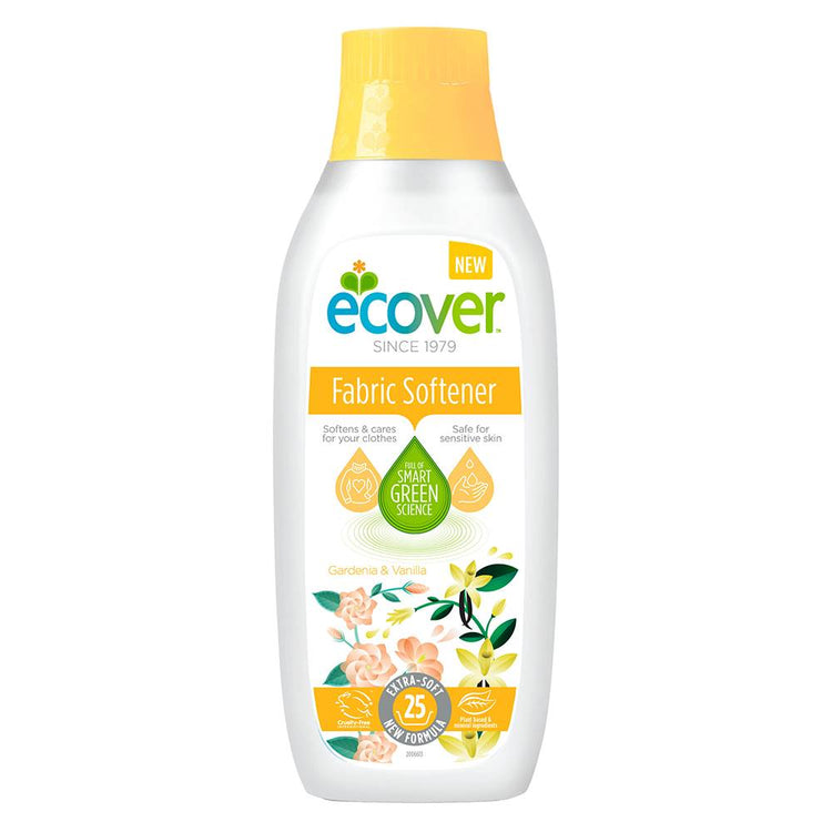 Ecover Fabric Conditioner Gardenia & Vanilla 750ml