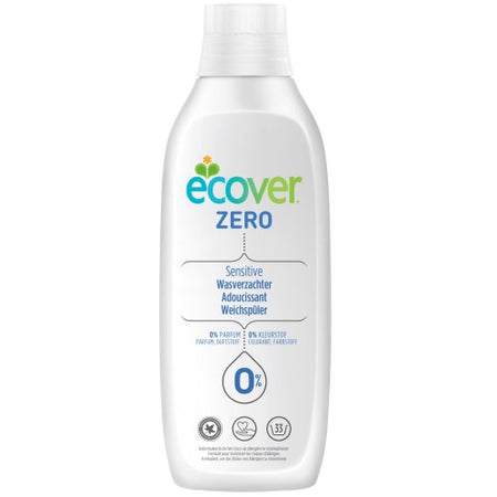 Ecover Zero Sensitive Fabric Softener 1L