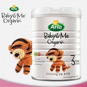Arla Baby & Me Organic Growing Up Milk 400g