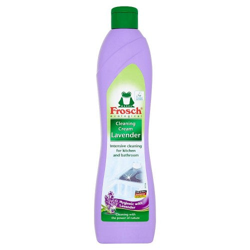 Frosch Cleaning Cream Lavender 500ml