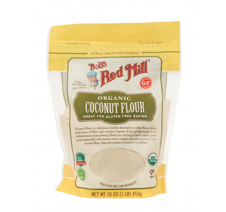 Bob's Red Mill Organic Coconut Flour 453g