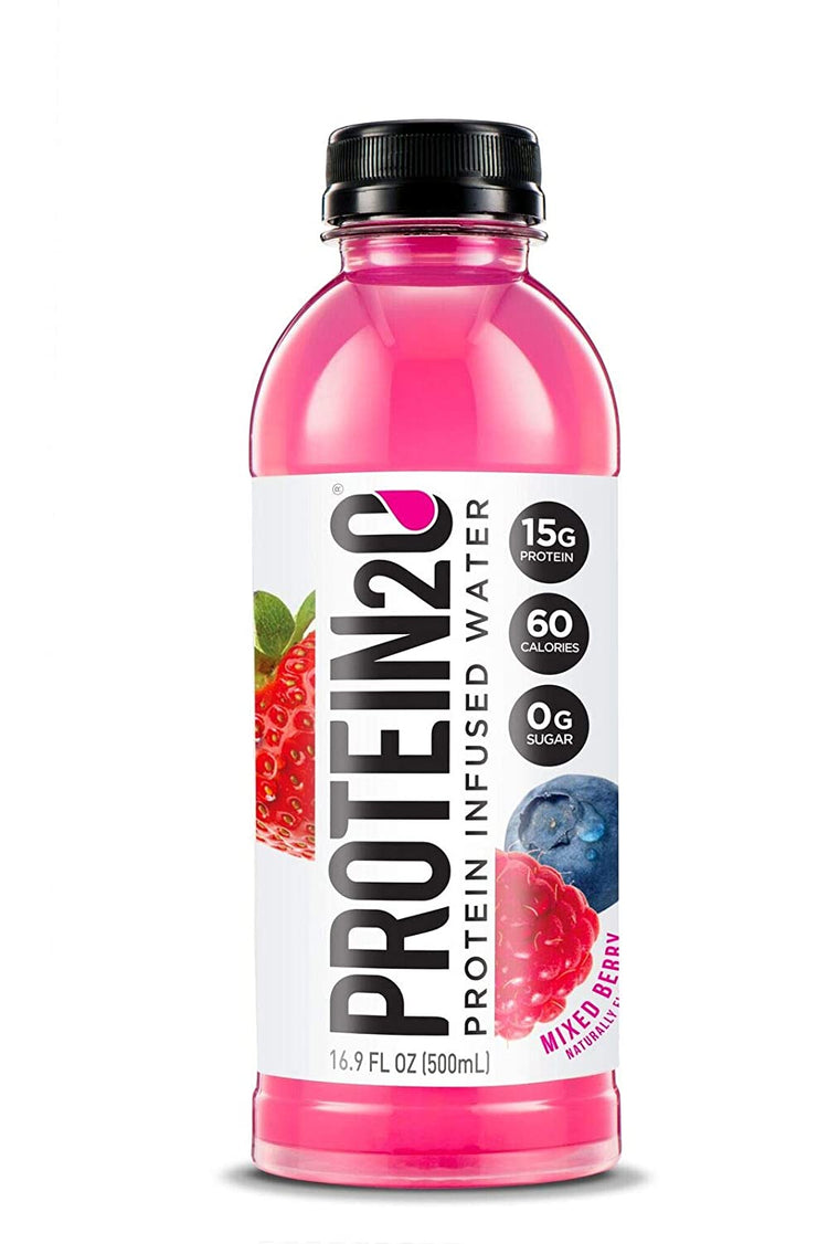 Protein2o Protein Infused Water Mixed Berry 500ml