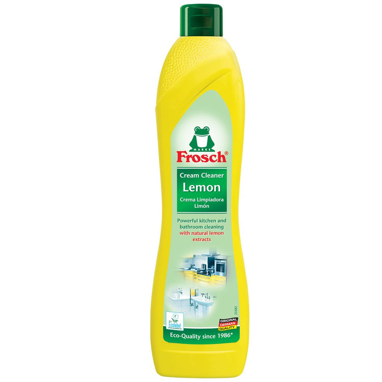 Frosch Cream Cleaner Lemon 500ml