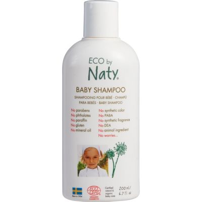 Eco by Naty Baby Shampoo 200ml