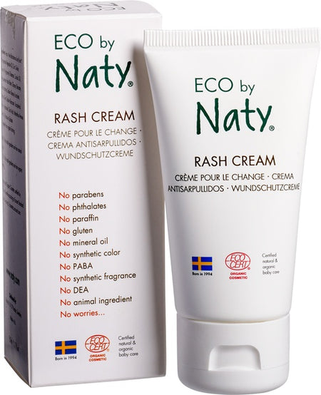 Eco by Naty Rash Cream 50ml