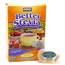Now Original Better Stevia 100g, 100 packets